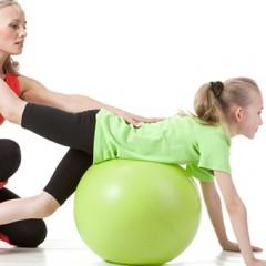 Indicação do Pilates para Crianças