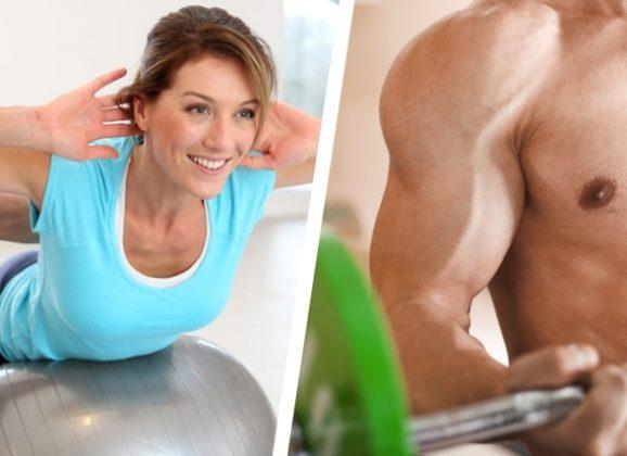 Pilates ou musculação ? Porque não os dois?